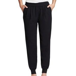 Joie Mariner Jogger Trouser Pants in Black